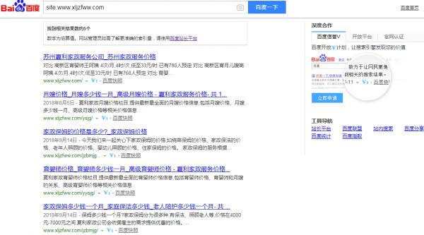 一月上首页 网站优化实战案例 网站 业界 第5张